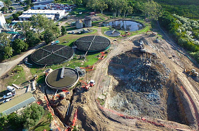 Whitsunday Sewage Treatment Plant Upgrades