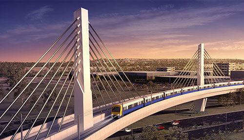 Sydney Metro Northwest Early Works