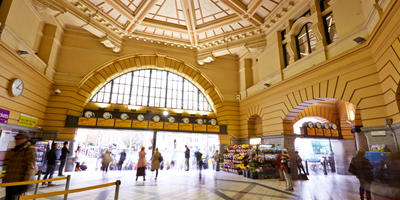 Flinders Street Station Upgrade & Customer Experience Improvements