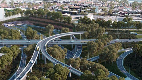 Westconnex - New M5 Main Works