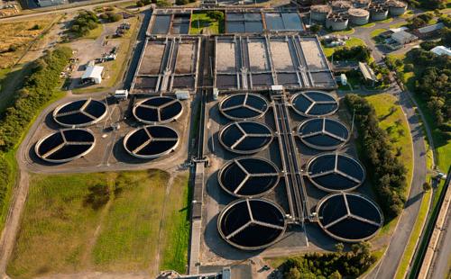 Queensland Urban Utilities Waste Water Treatment Plant