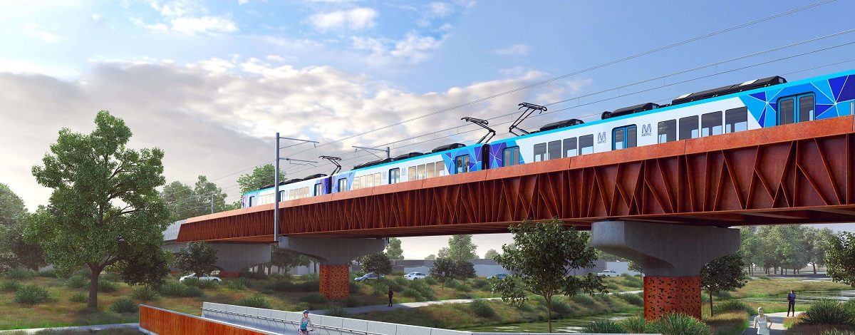 Level Crossing Removal Project - Mernda Rail Extension