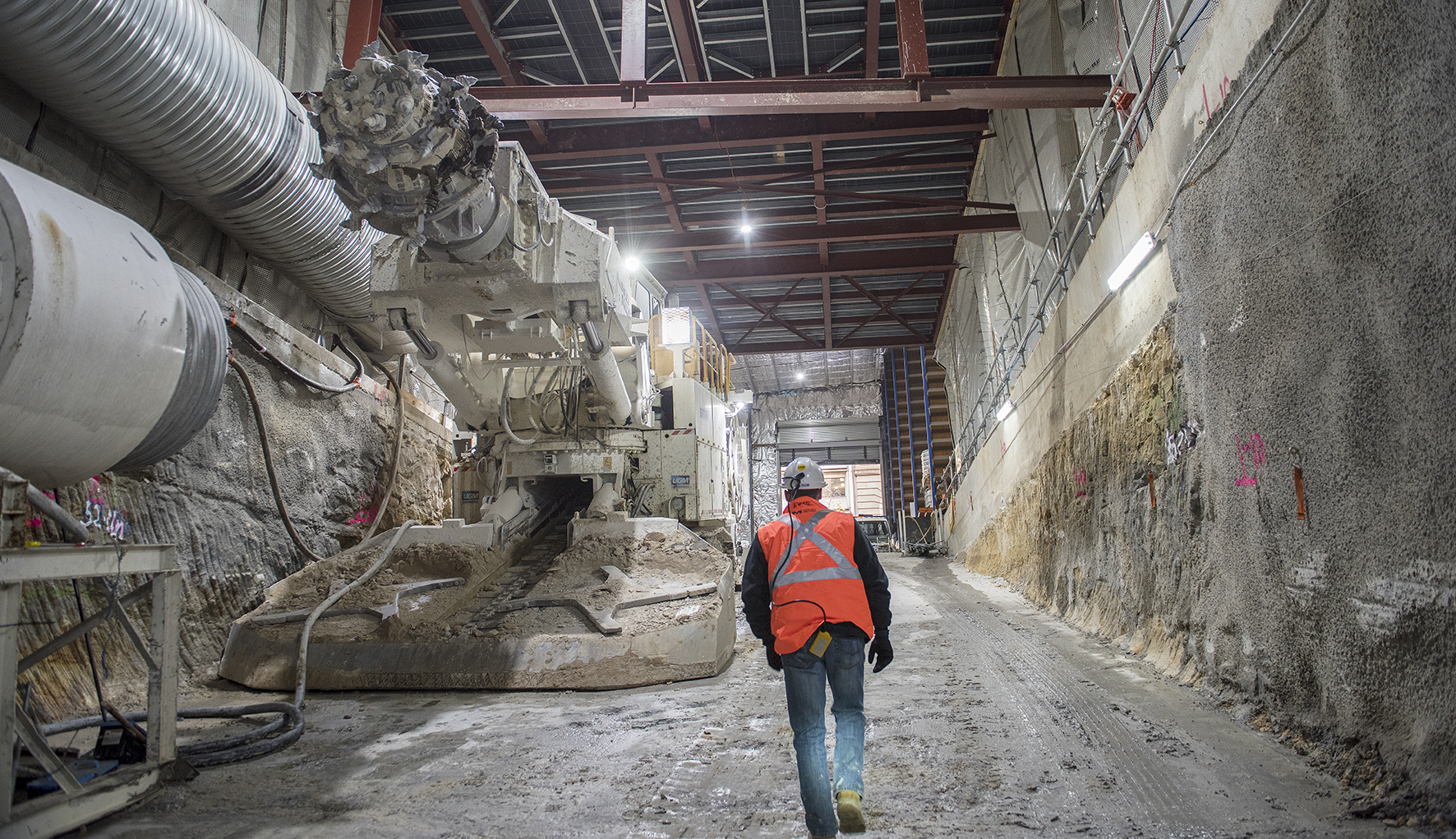 Sydney Metro City & Southwest - Tunnel and Station Excavation Works