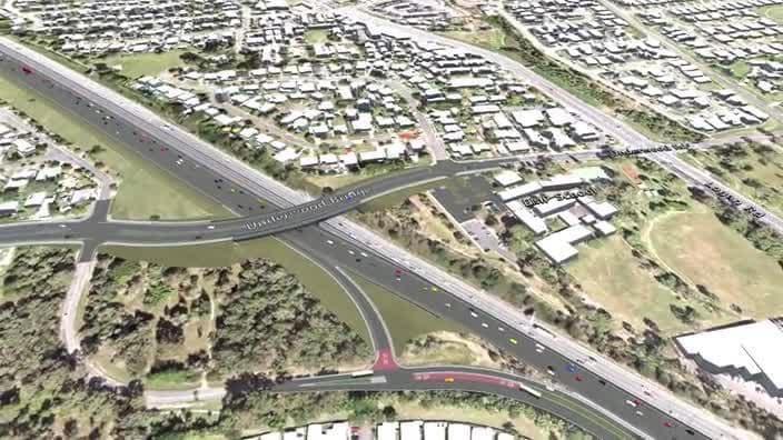 Pacific Motorway Upgrade - M1 M3 Gateway Merge