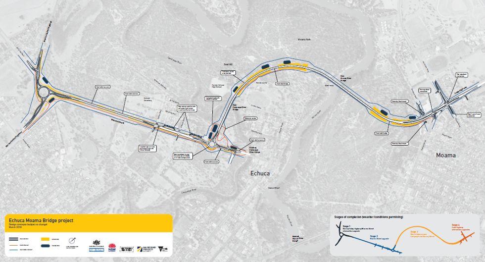 Echuca Moama Bridge Project
