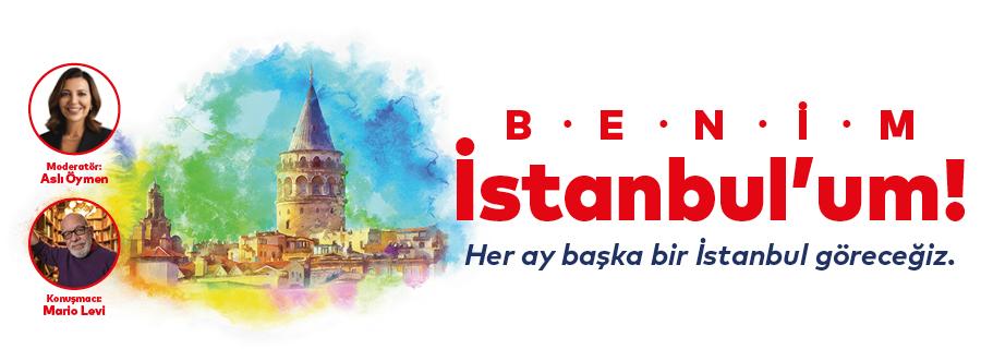 Benim İstanbulum