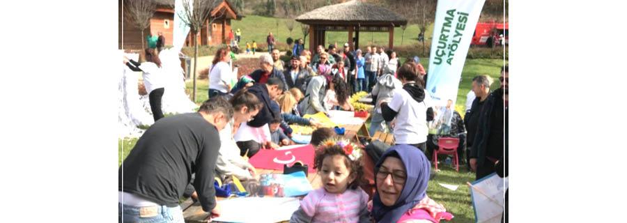 Kent Orman Açıldı - İstanbullular Yeşil Alana Kavuştu