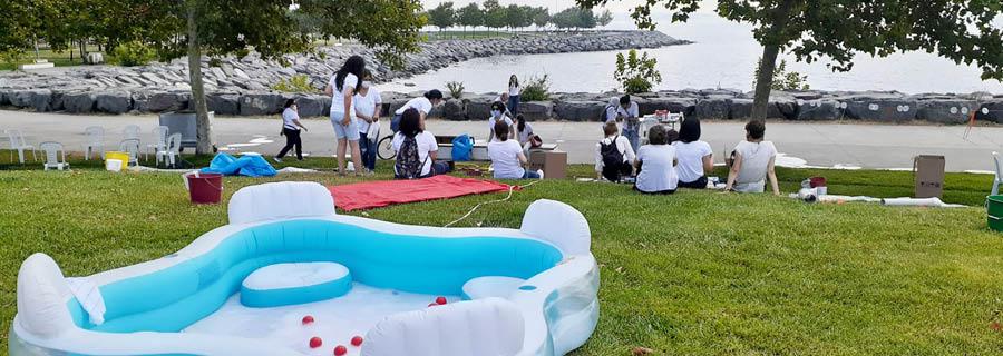 Seyyar Oyun Parkları Hop ile Çocuklar Gibi Şen Bir Hafta Geçirdik!