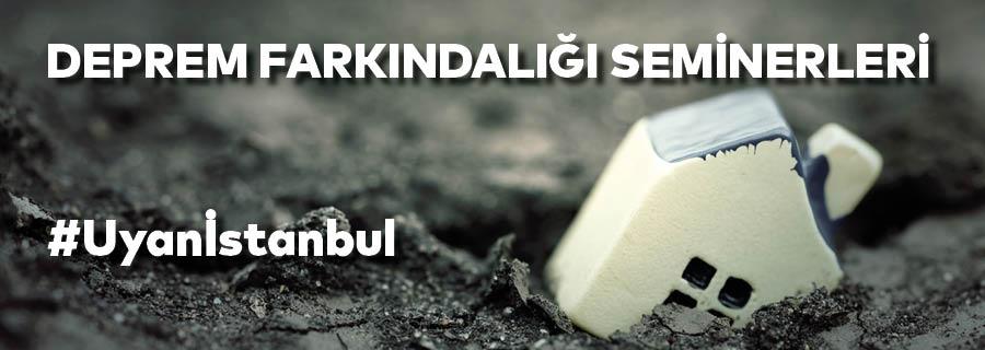 İstanbul Gönüllüleri'nden Deprem Farkındalığı Seminerleri