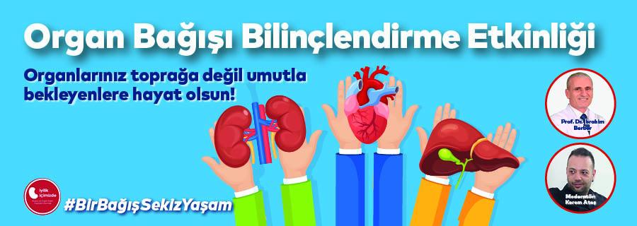 Organ Bağışı Bilinçlendirme Etkinliği
