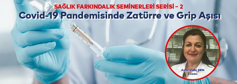 Covid-19 Pandemisinde Zatürre ve Grip Aşısı