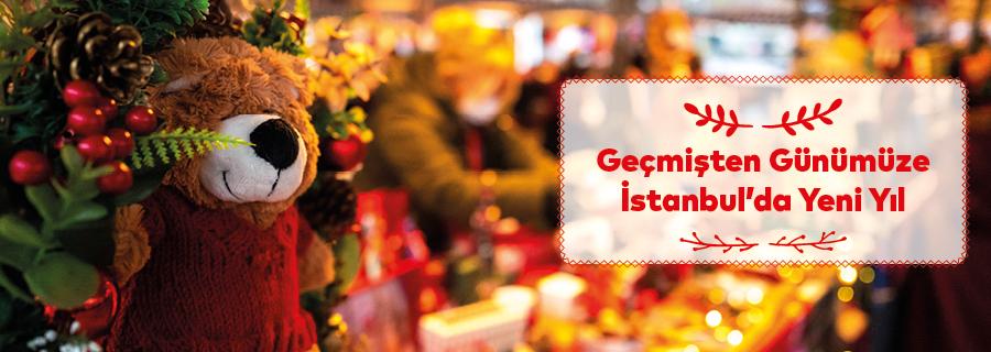İstanbul'da Yeni Yıl