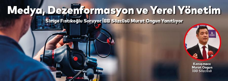 Murat Ongun ile Söyleşi