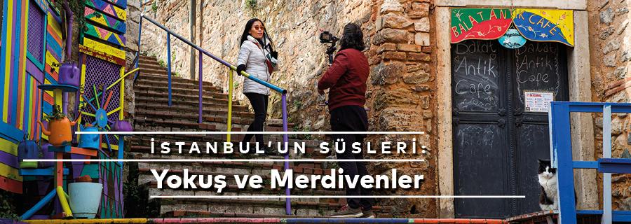 İstanbul'un Yokuşları