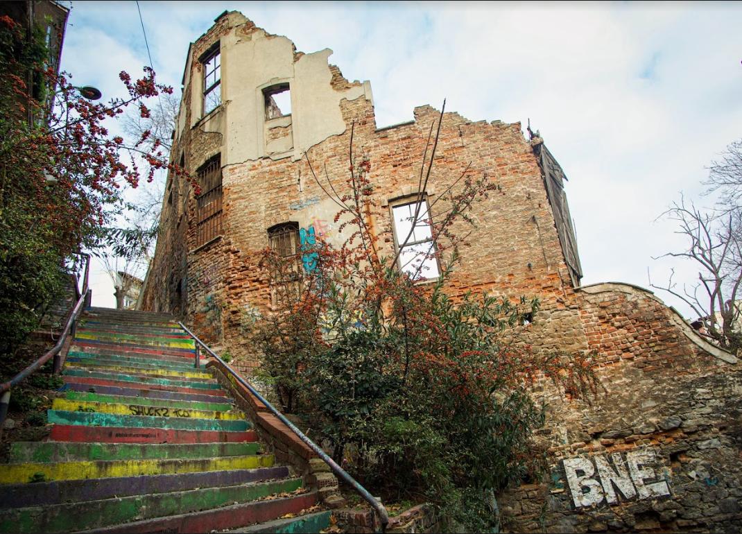 Yokuş ve Merdivenler