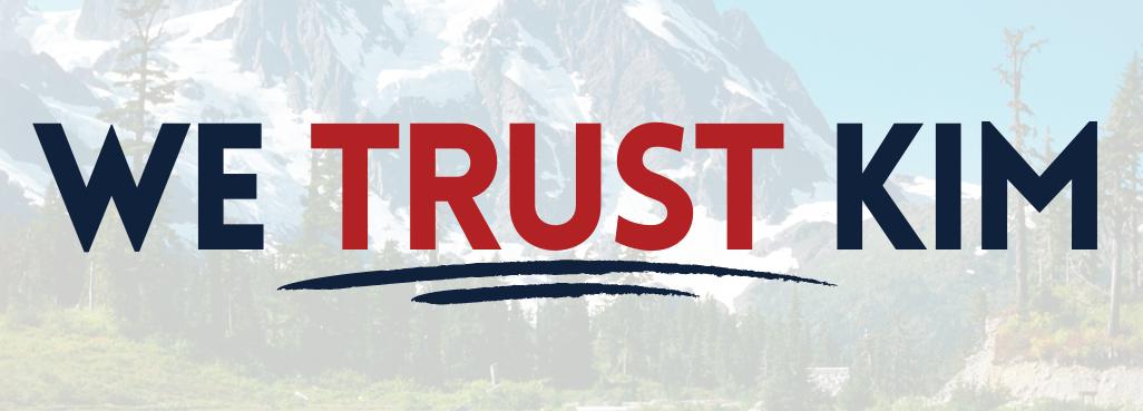 We Trust Kim