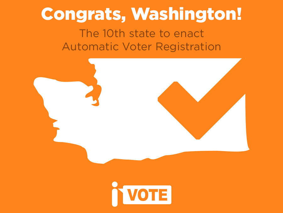 Washington is the 10th state to enact AVR