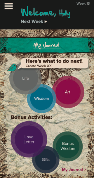 Journal To Save Your Life Free Online Mental Health Care Art Therapy for Anxiety and Depression