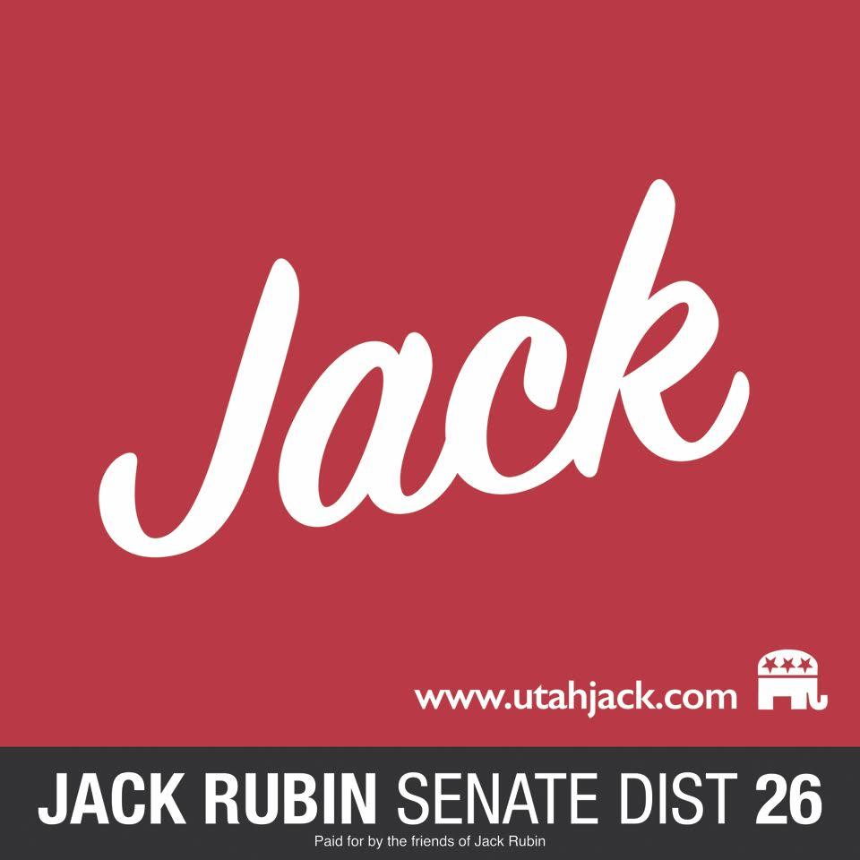 Jack Rubin for Utah Senate District 26