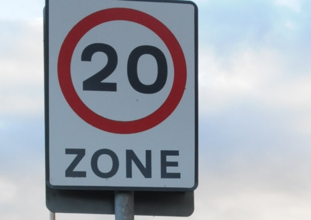 Tackling local speeding