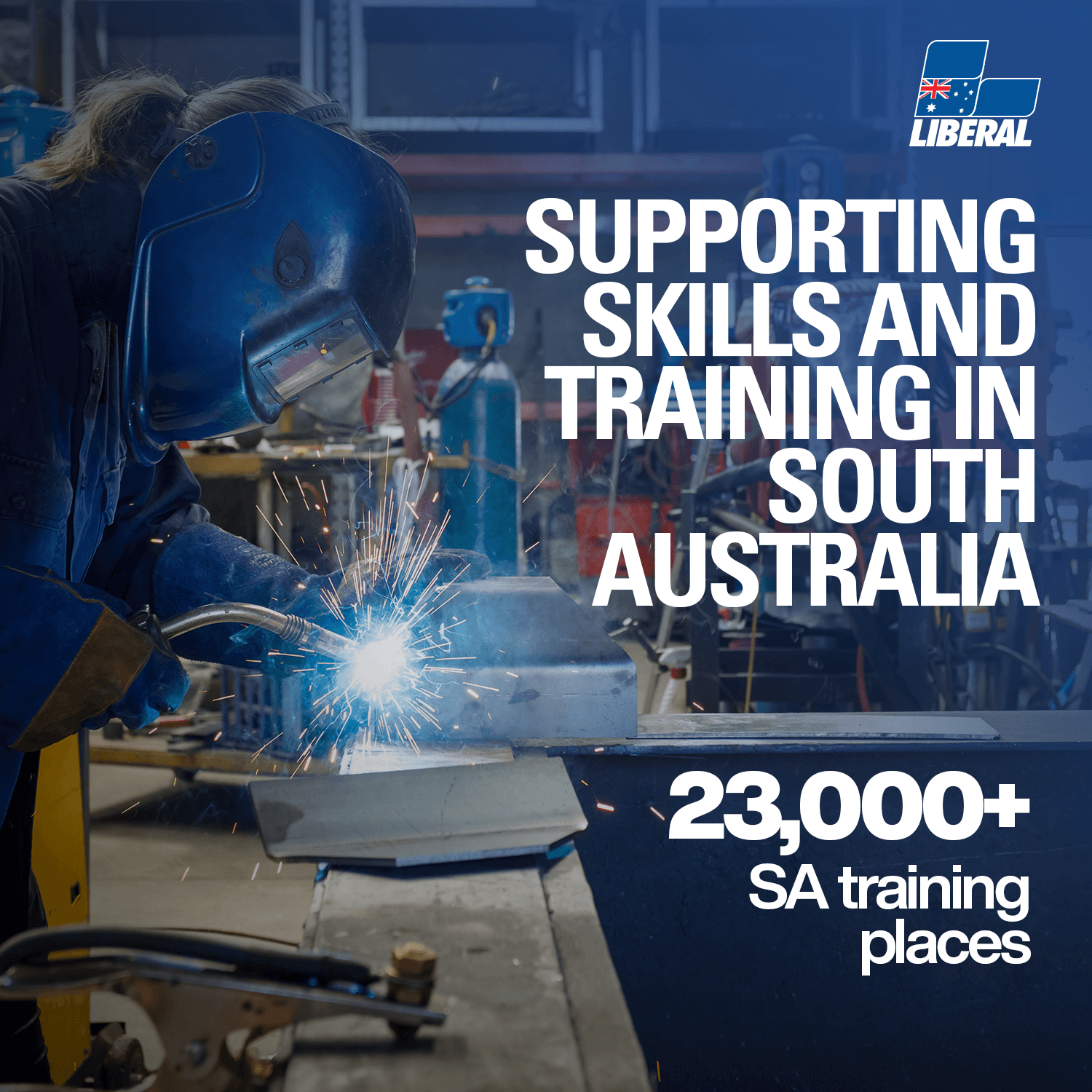 $2 Billion Skills Package To Deliver Economic Recovery And Growth In Sturt