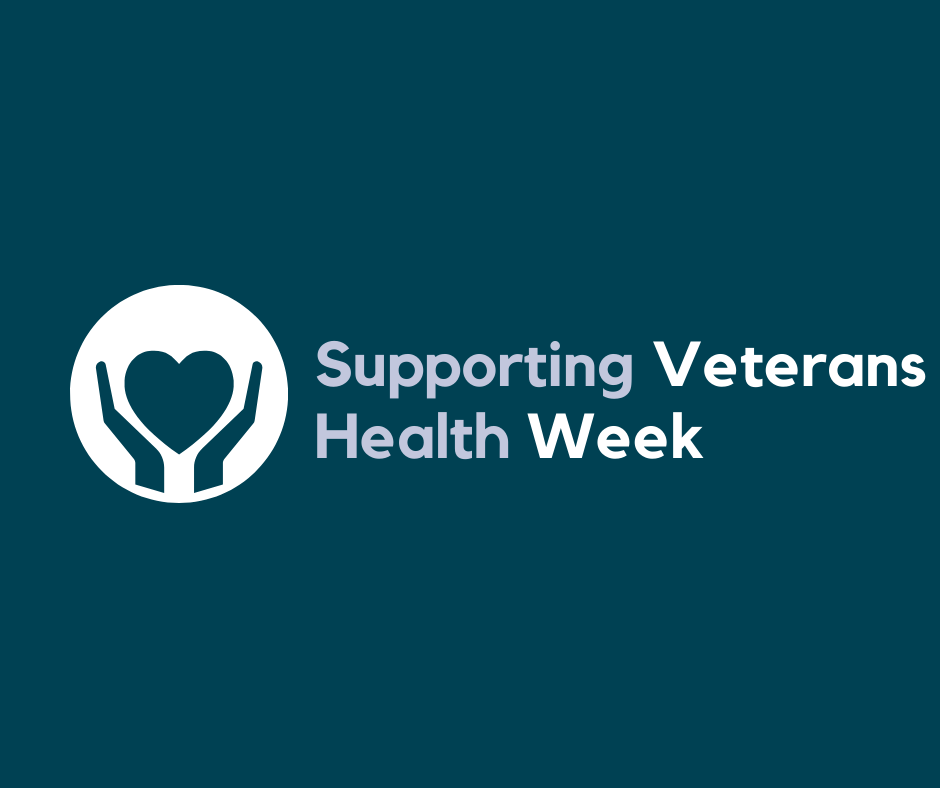 Funding Available to Support Events during Veterans' Health Week in Sturt