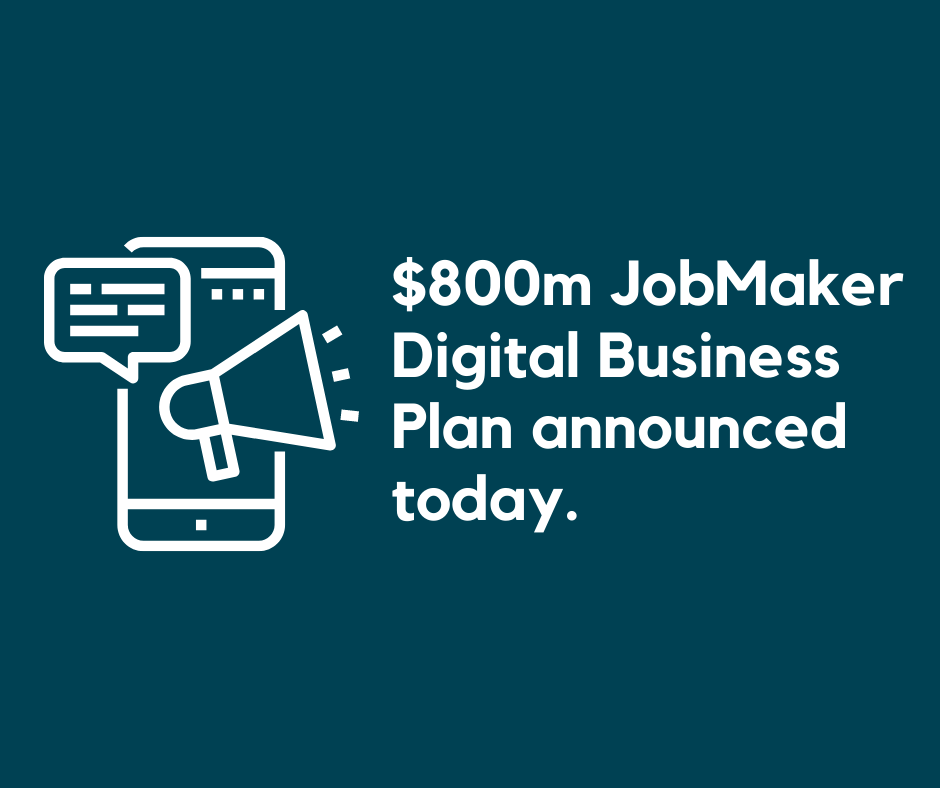 Morrison Government Backs Small Business To Go Digital