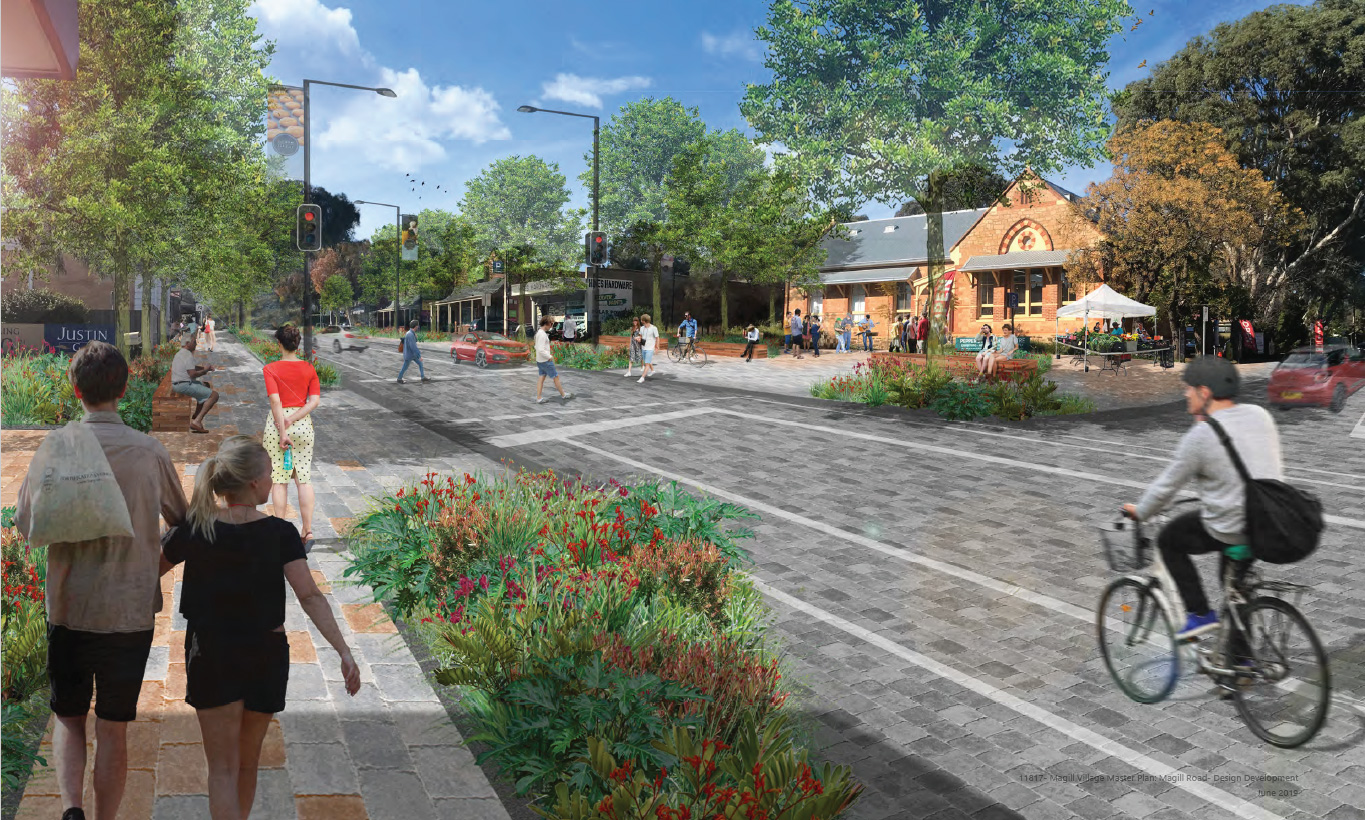 $2 million delivered for the Magill Road re-development project