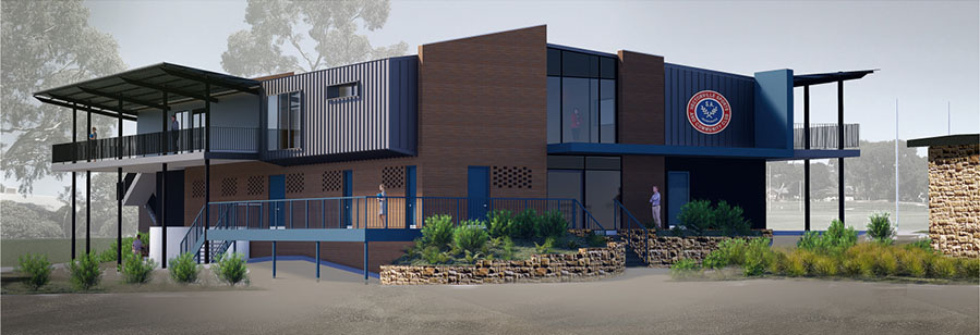 Hectorville Sports & Community Club Upgrade