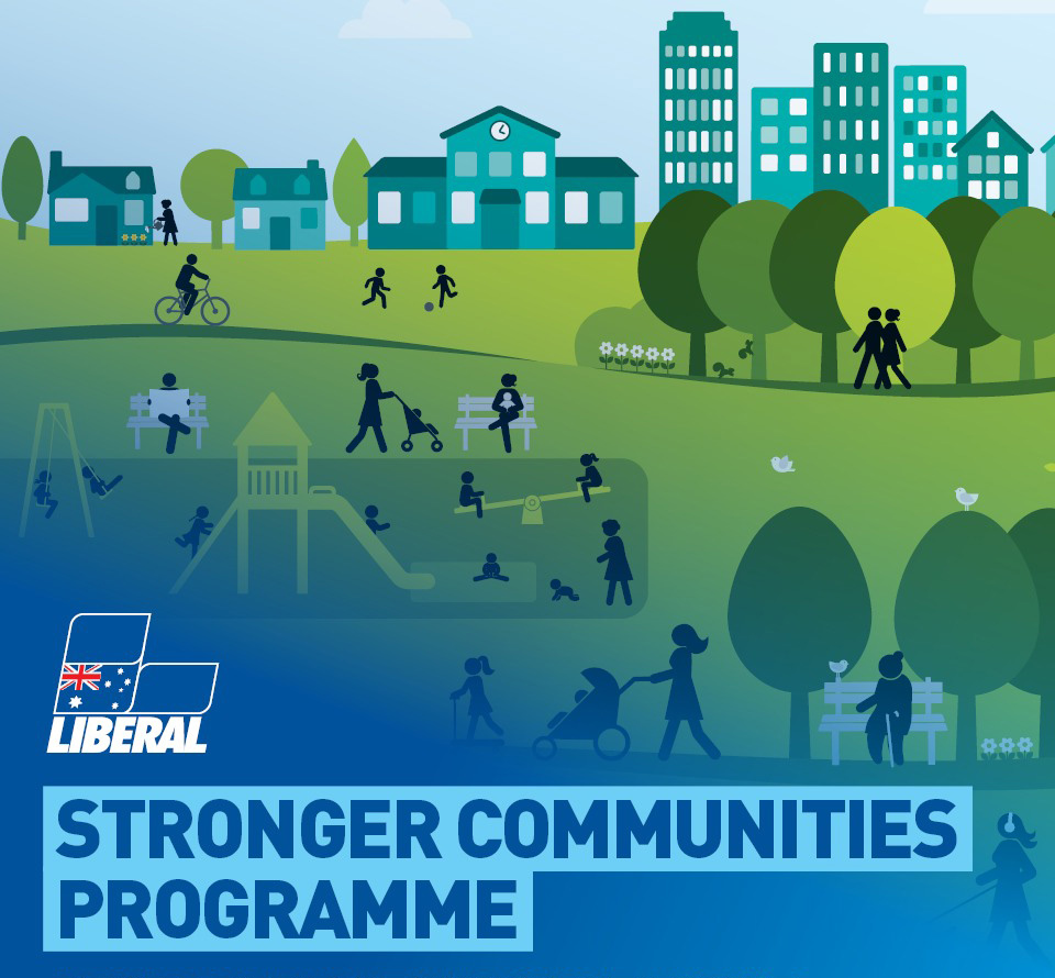 Stronger Communities Projects