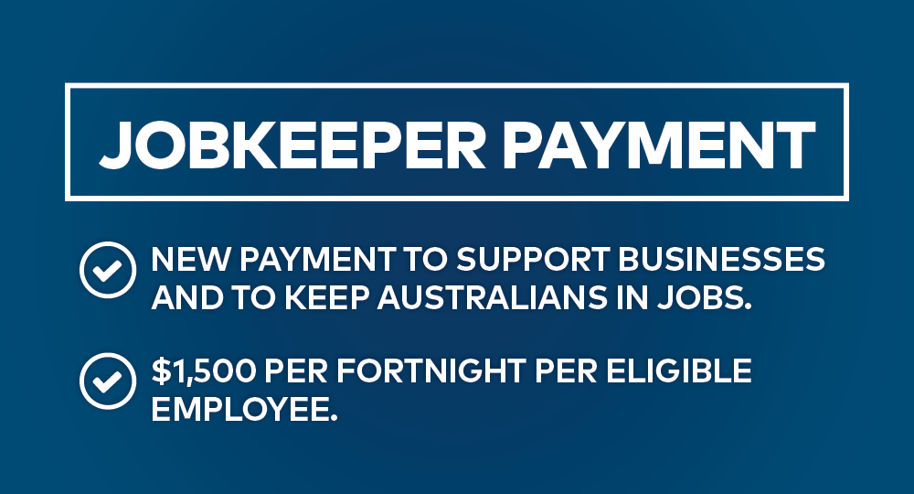 JobKeeper Media Release