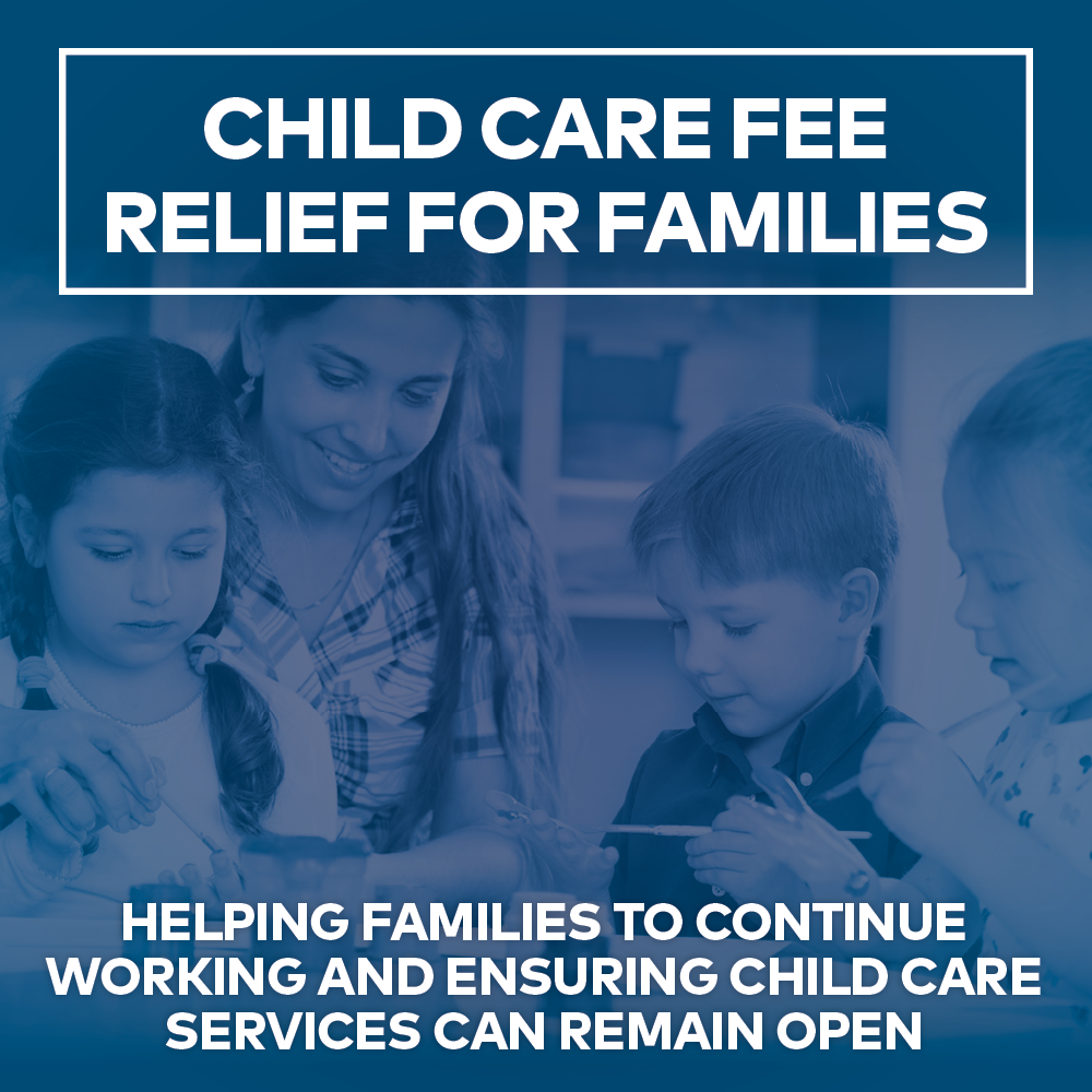 Supporting Families Using Child Care