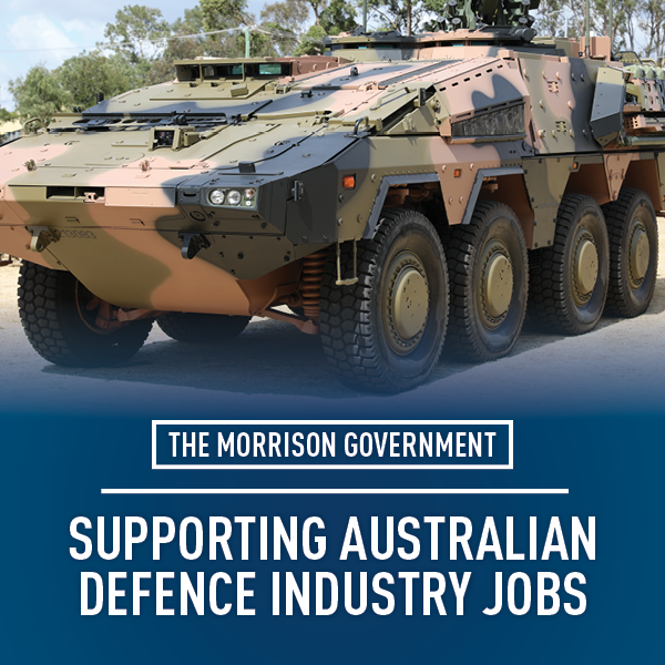 Sturt Business Receives Grant to Provide Critical Defence Capabilities