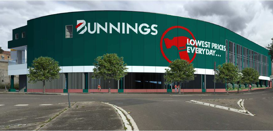 BUNNINGS GOING TO COURT OVER ROZELLE DEVELOPMENT - Jamie Parker MP