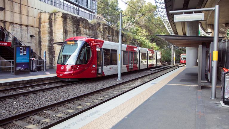 Light rail overcrowding worsens - Jamie Parker MP