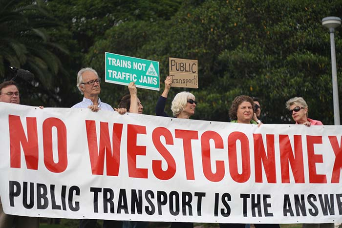 Parliamentary Inquiry Recommendations expose WestConnex debacle - Jamie Parker MP