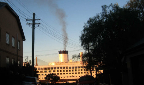 Media Release: Noise breaches underpin need for shore to ship power - Jamie Parker MP