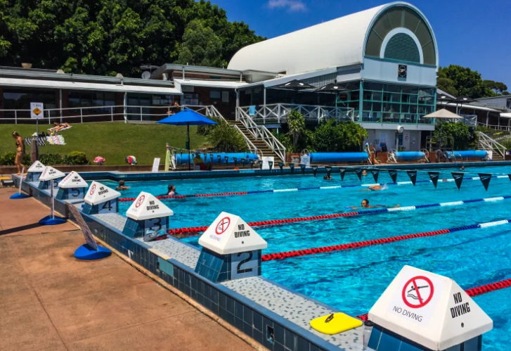 Save Leichhardt Pool  - Jamie Parker MP