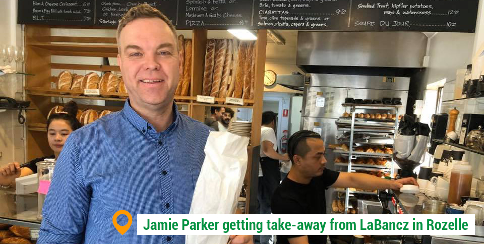 Let's support our local businesses - Jamie Parker MP