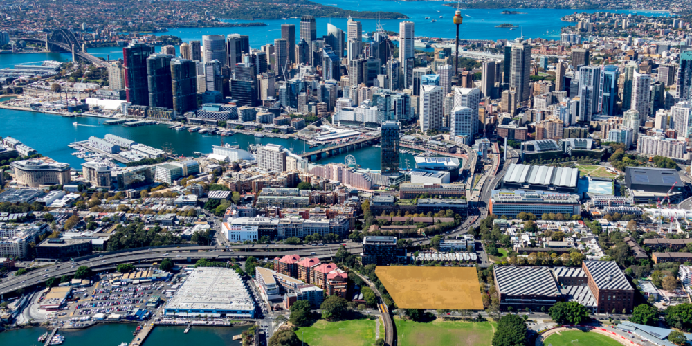 SUBMISSION ON PYRMONT PENINSULA PLACE STRATEGY - Jamie Parker MP