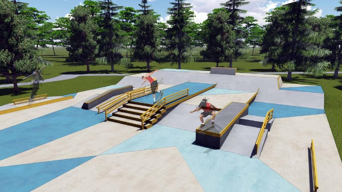 State MP backs Leichhardt skate park - Jamie Parker MP