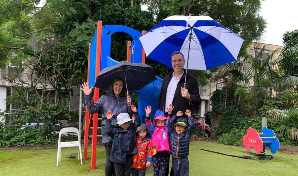 $4.75m for local parks and greenspace - Jamie Parker MP