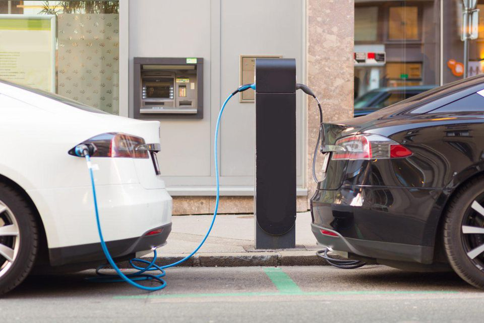 Support EV charging stations close to home - Jamie Parker MP