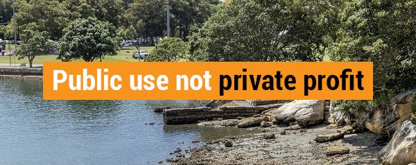 Stop the privatisation of Callan Park - Jamie Parker MP