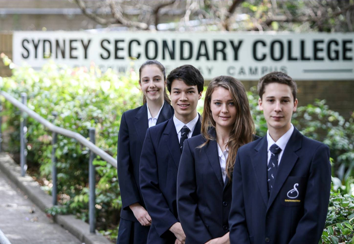 Expand Sydney Secondary College's Leichhardt campus