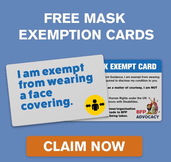 Order Exemption Card