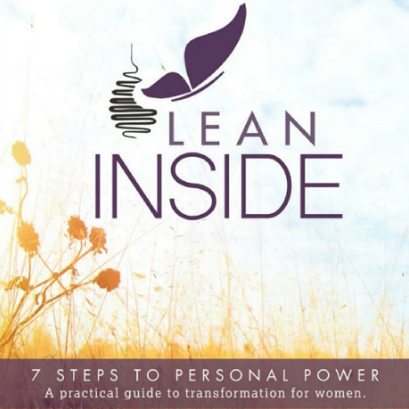 Lean Inside Book Cover
