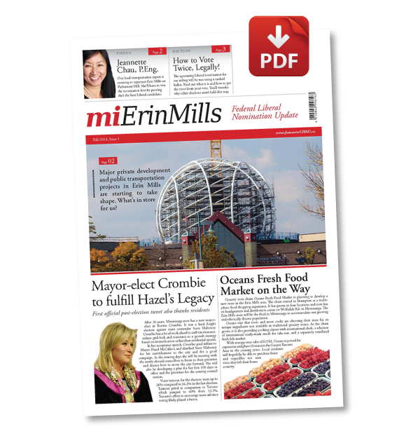 miErinMills Community News