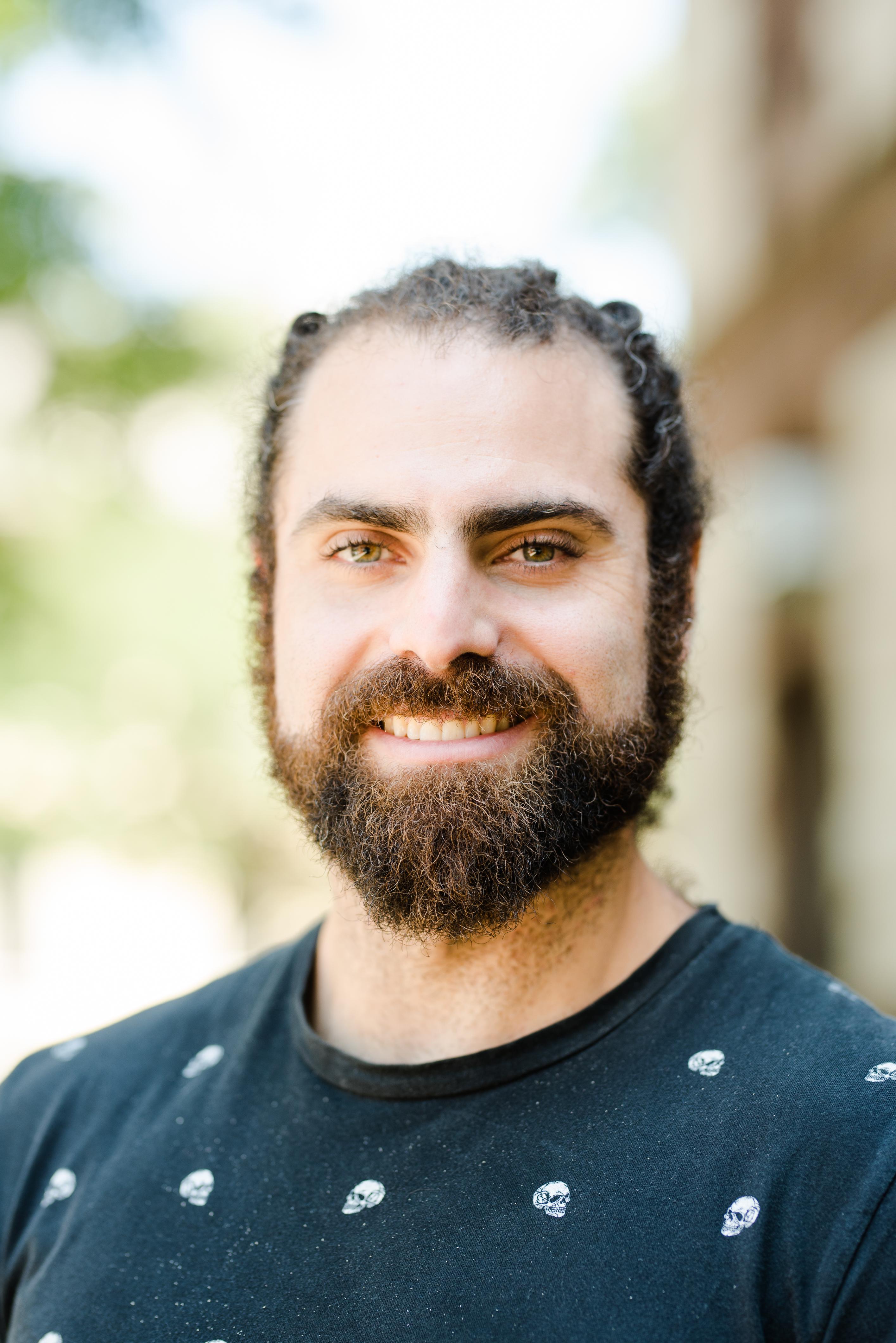 Nadeem Mazen Headshot
