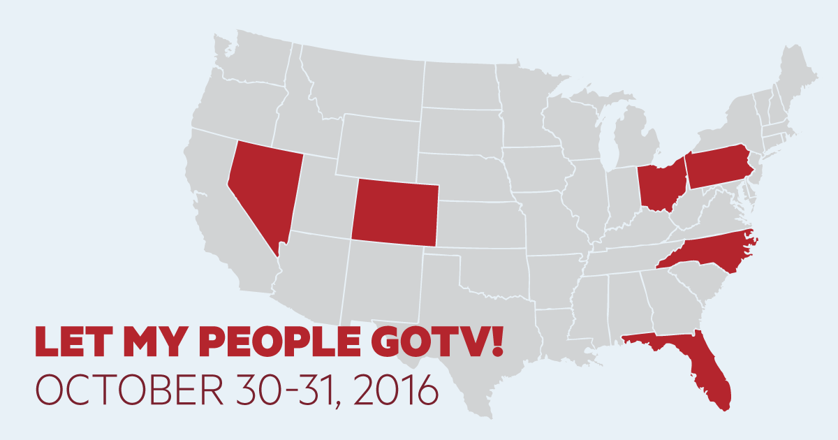 Donate to Let My People GOTV